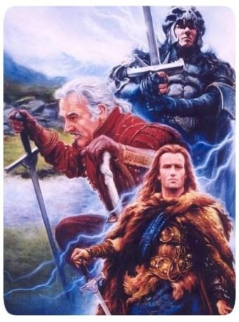 Highlander - Filme - RPG - Fantasia - Ficção Científica