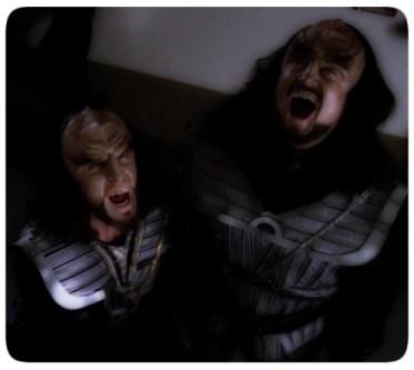 Klingons - Star Trek - Jornada nas Estrelas