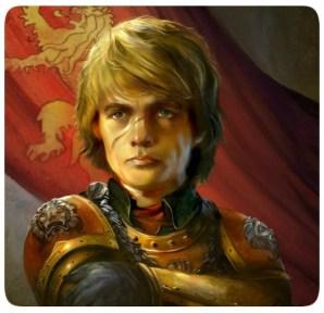 Tyrion Lannister - Crônicas de Gelo e Fogo - Guerra dos Tronos