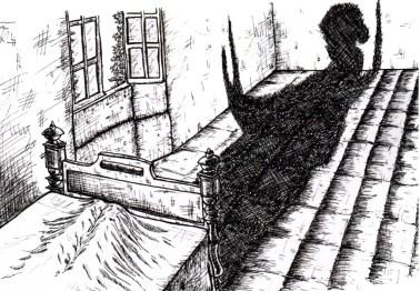 negra sombra rosalía de castro escribientes.com