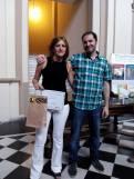Gabriela Cicottino, Mención Especial - Cuentos de la Biblioteca 2015