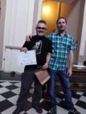 Federico Farías, Mención Especial - Cuentos de la Biblioteca 2015