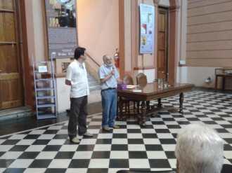 Daniel Funes - 3º Premio Concurso Cuentos de la Biblioteca