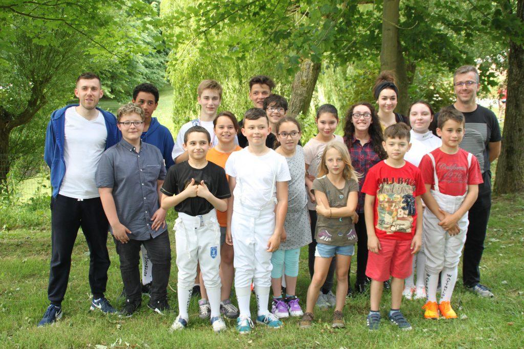 11 juin à Cassel : Masters : 3 titres régionaux pour Wattrelos !!!