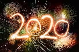 Bonne Année 2020 !!!!
