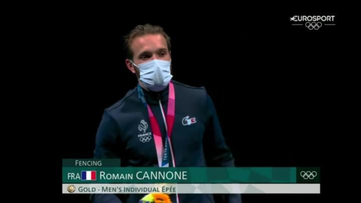 Ouest-France. Romain Cannone, champion olympique d'escrime, a débuté sa saison à Lisieux