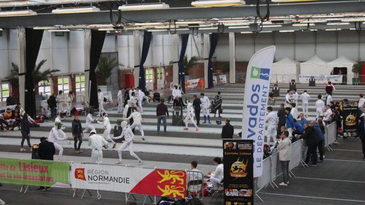 Lisieux accueillera le premier circuit national U20 de la saison