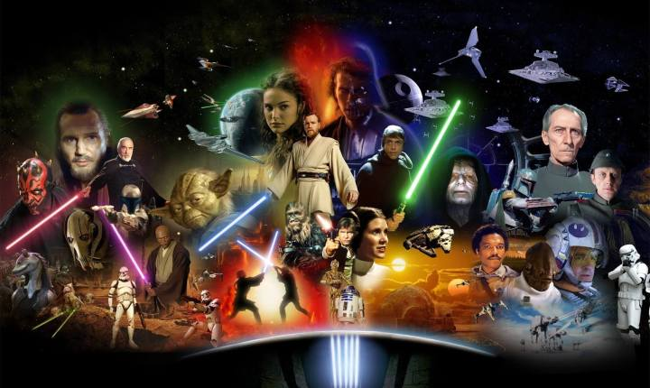 Star Wars llega a Netflix
