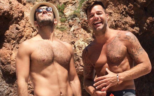 ¡Ricky Martin se casa!