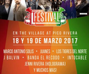 "Impresionante cartelera dirá presente en ""L Festival"""