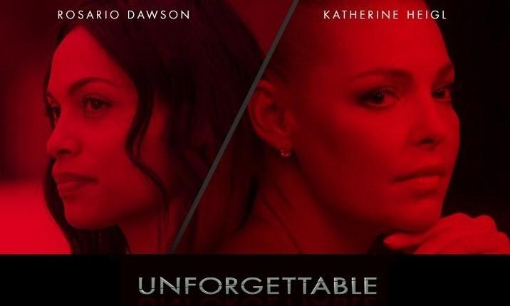Unforgettable presenta el otro rostro de Rosario Dawson
