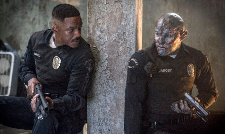 Will Smith llega a Netflix con Bright