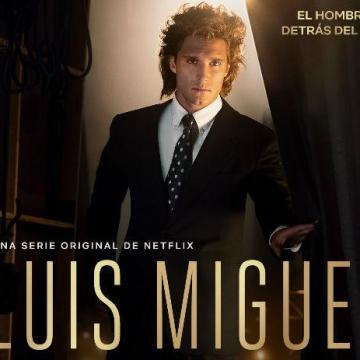 Genera expectativas la serie de Luis Miguel