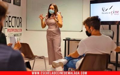 Curso de Cine de Verano: Master class de la Directora de Casting y Representante de actores Mónica Sánchez
