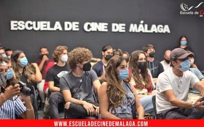Segundo evento cinematográfico de la Escuela de Cine de Málaga