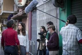 rodaje serie Akemarropa por los alumnos del curso de cine en Malaga, aprende mientras trabajas en rodajes de cine, publicidad, television