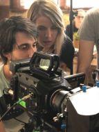 Cortometraje 33% Elena Kunitsyna Escuela Cine Malaga Actor Actriz Rodaje Cursos Casting Making Off Rodaje 14