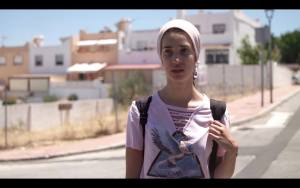 Cortometraje La Montaña Maria Fortes Escuela Cine Malaga Actor Actriz Rodaje Cursos Casting12