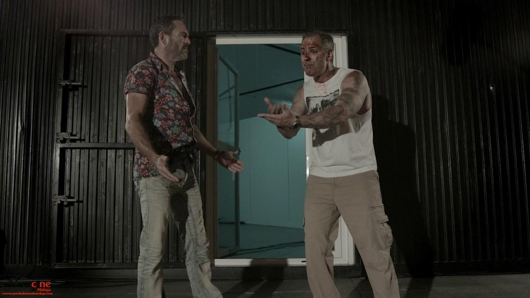 Cortometraje Las armas las carga el diablo Escuela de Cine de Malaga Foto Fija 005