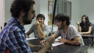 Cortometraje Mis amigos estan ciegos Escuela de Cine de Malaga Foto Fija 007