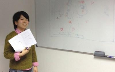 Estreno cortometrajes JingYi Chen