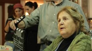 Escuela de Cine de Málaga Curso de Cine Cortometrajes Rodaje Frecuencia Marchitada Estela Arana Urbano34
