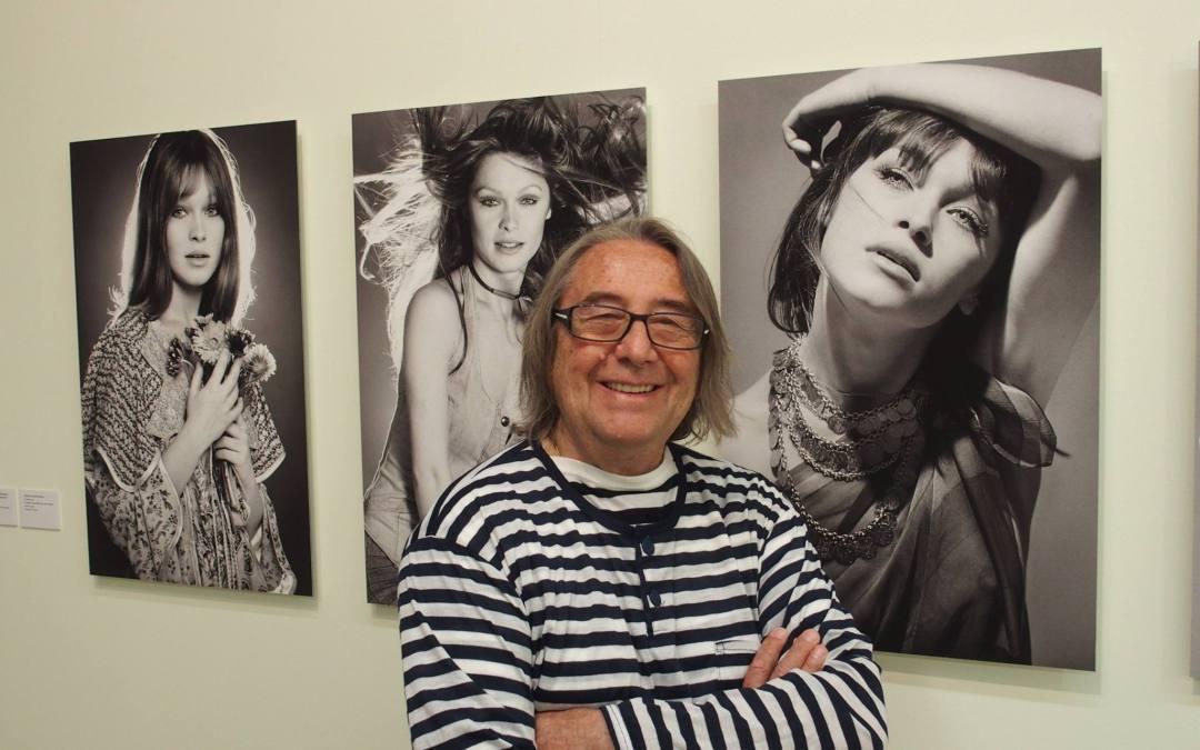 El actor Lucio Romero visita la Escuela