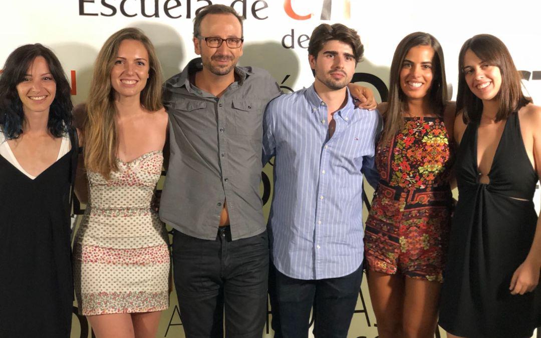 Gala Escuela de Cine de Málaga 2018