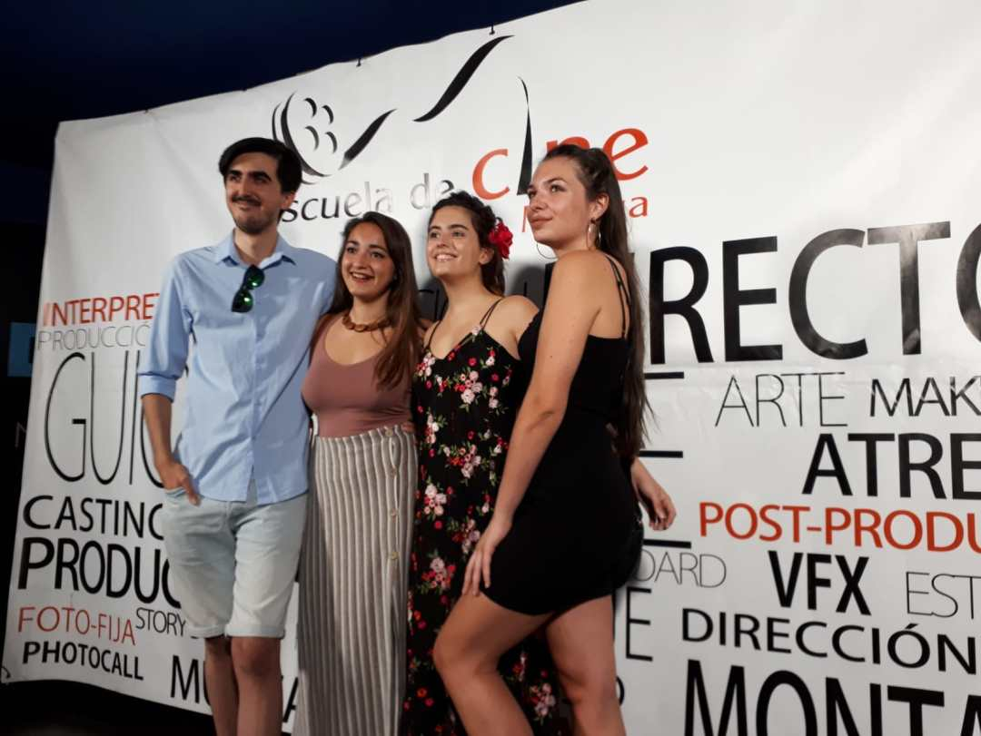 Gala Escuela Cine Malaga 2018 Estudiar Cine Cortometrajes Malaga 11