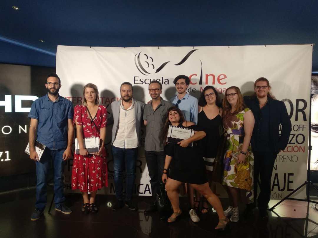 Gala Escuela Cine Malaga 2018 Estudiar Cine Cortometrajes Malaga 5