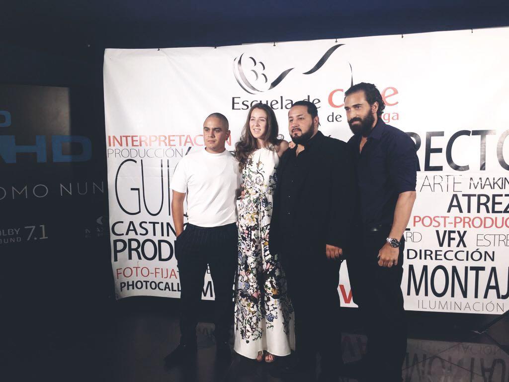 Gala Escuela Cine Malaga 2018 Estudiar Cine Cortometrajes Malaga 6