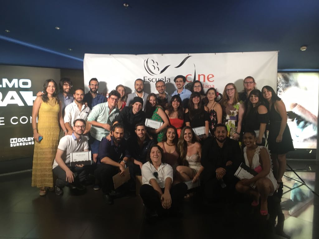 Gala Escuela Cine Malaga 2018 Estudiar Cine Cortometrajes Malaga 9