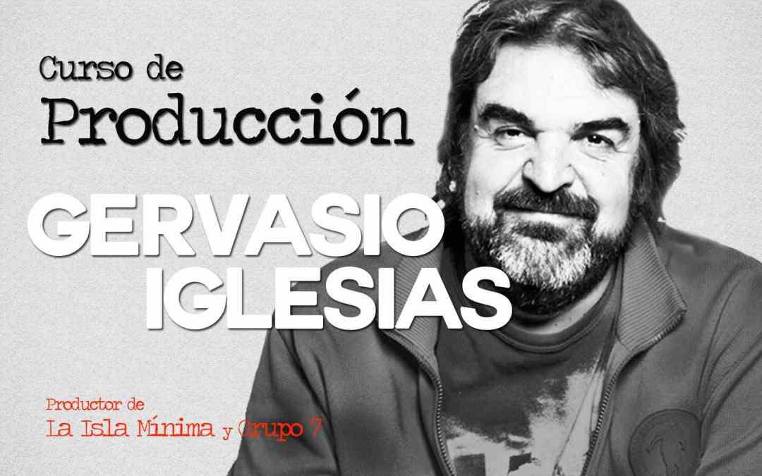 Curso de Producción con Gervasio Iglesias