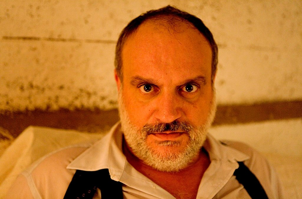 El actor de la serie El Principe, Juan Manuel Lara, profesor en el Curso de Cine 4k