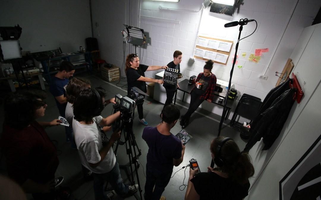 Estreno del cortometraje Spoiler de Berto Garcia