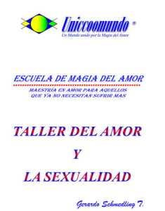 Taller del amor y la sexualidad