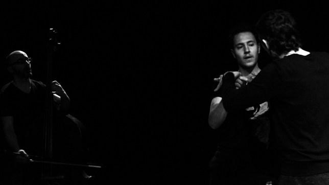 Clase de interpretación. Estudio del espacio sonoro con Ander García