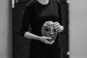 Neutral Mask. Theatre of Gesture. Mask Workshop