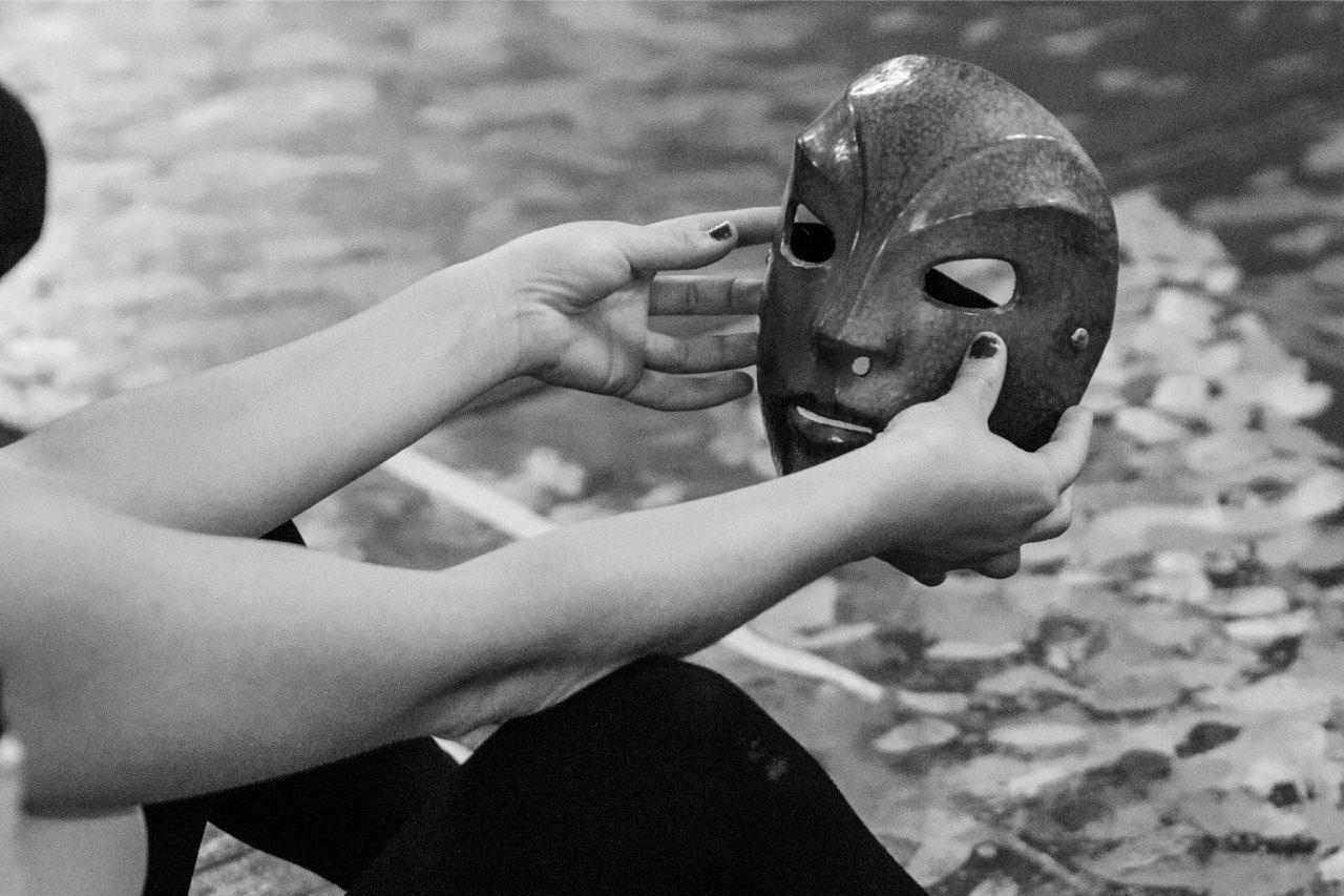 Curso de Máscara teatral. Arturo Bernal