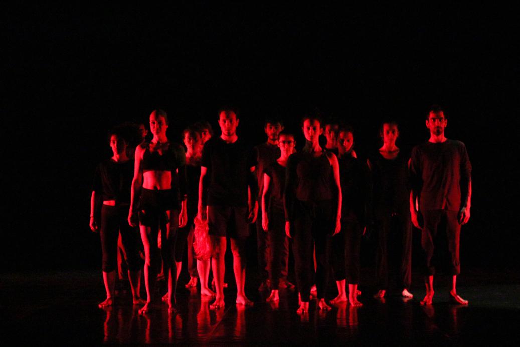 Scuola di teatro gestuale, teatro fisico, Teatro del movimento