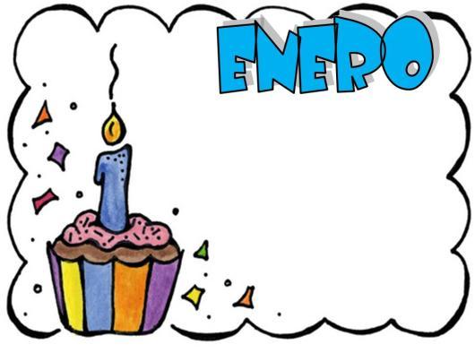 Feliz Cumpleaños Para Decorar La Clase Con Los Cumpleaños