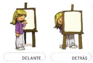 DELANTE-DETRaS
