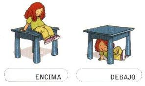 ENCIMA-DEBAJO