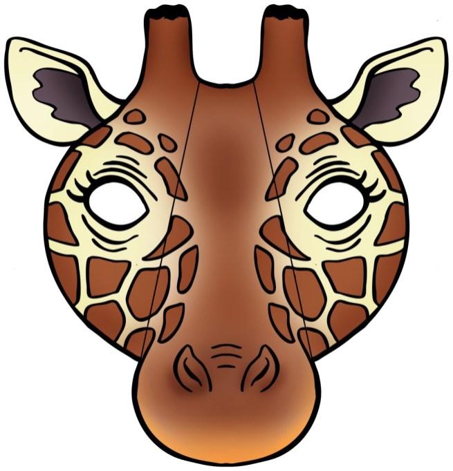 masque_girafe