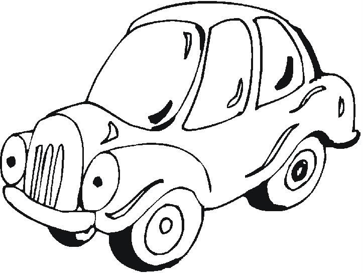 Fichas Dibujos De Transportes Para Imprimir Y Colorear