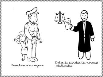 DERECHOS Y DEBERES DE LOS NIÑOS