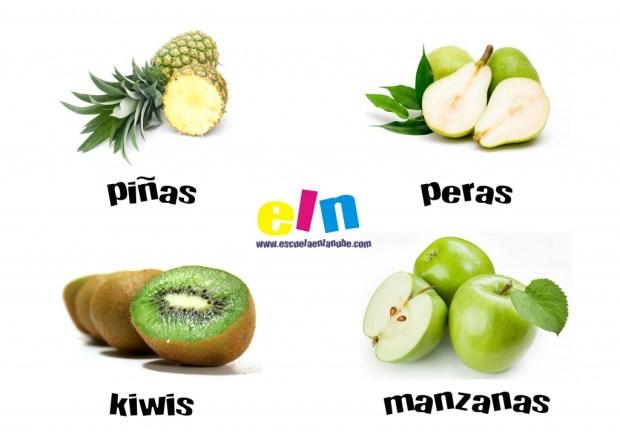 frutas enero