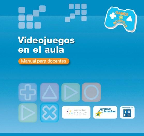 Videojuegos, docentes, aula