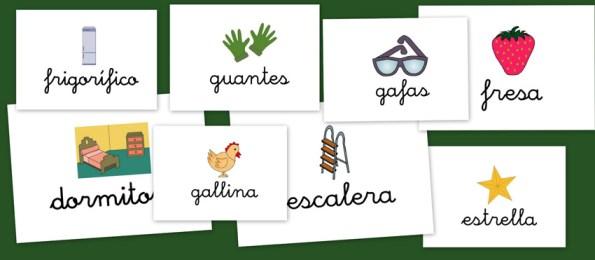 Bits de imagenes para mejorar el Vocabulario
