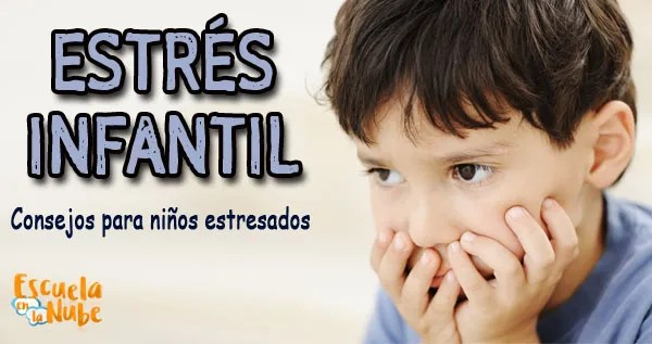 estrés infantil, estrés en niños, madres estresadas